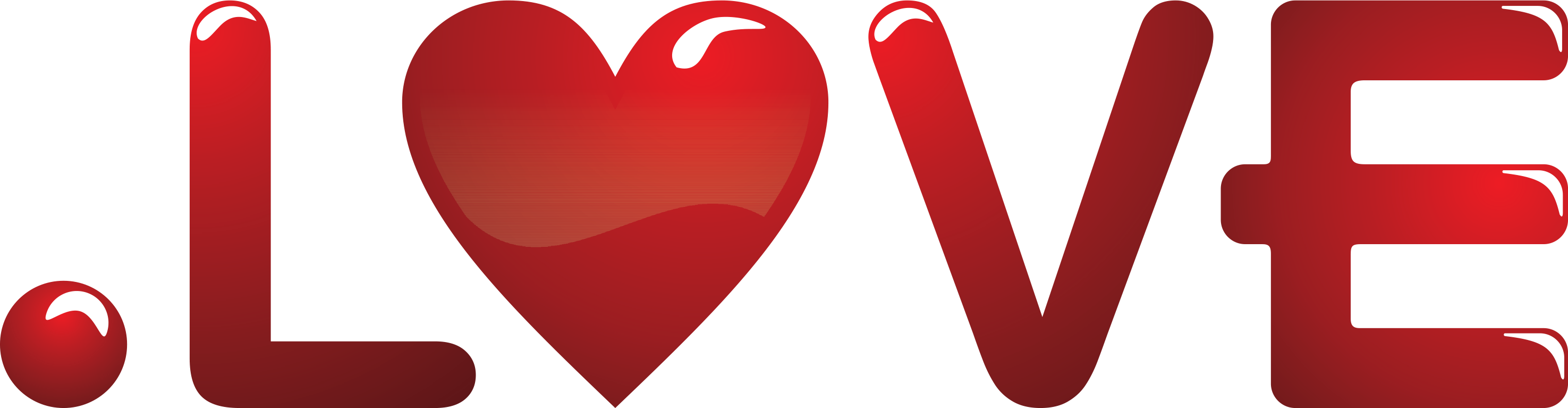 LOVE Domain Names – All You Need is  LOVE